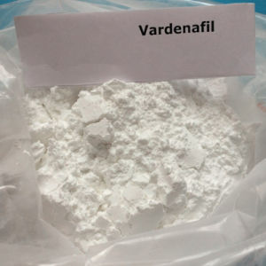 99% Pharmaceutical Sex Enhancement Raw Powder Vardenafil with Male pictures & photos