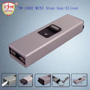2017 Tw New Patented Mini Stun Gun Flashlight pictures & photos