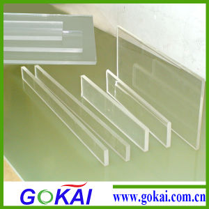 Clear Acrylic Display/Acrylic Board pictures & photos