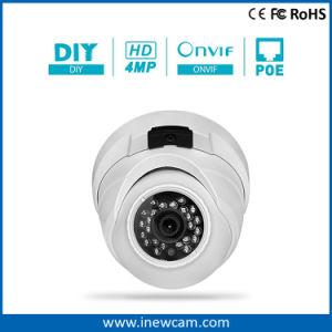 4MP Poe CMOS IR Cut Audio CCTV Security Network Camera pictures & photos