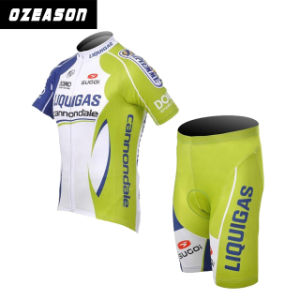 Men′ S Cycling Jersey Breathable Row of Outdoor Sport Short Sleeve Cycling Wear pictures & photos