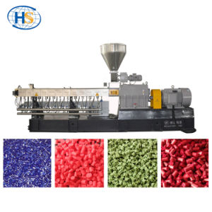 Water Treatment Plastic Color Masterbatch Granulating Machine pictures & photos