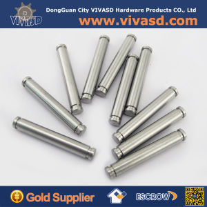 Aluminum Alloy Customized Air Cylinder Precision CNC Machining Parts pictures & photos