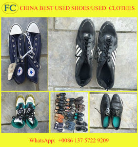 Cheap Used Shoes for Africa in Very Good Quality