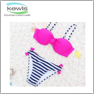 New Fashion Large Size Swimsuit Plus-Size Bikini pictures & photos