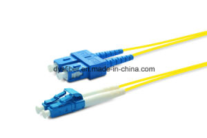 Sc Fiber Patch Cord 100% Insertion Loss Less <0.1dB Master Fiber Optic Patchcord pictures & photos