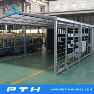 2017 New Project Steel Structure for Prefabricated Warehouse Building pictures & photos