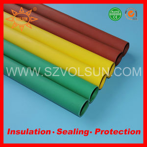 Low Voltage Heat Shrinkable Insulation Sleeve for Copper Busbar pictures & photos