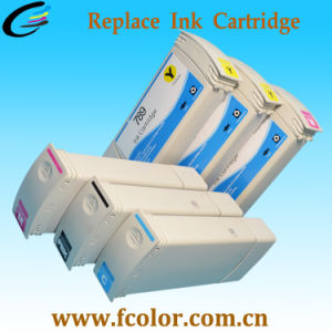 Recycled Genuine Original Ink Cartridges for HP 789 Latex Ink Cartridge 775ml for Designjet L25500 pictures & photos