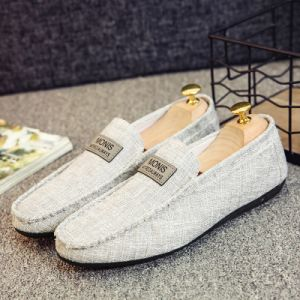 British Men Designer Loafer Shoes Leather Moccasin Casual Driving Shoe for Men pictures & photos