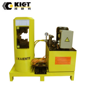 FOB Price Kiet Steel Wire Rope Hydraulic Press pictures & photos