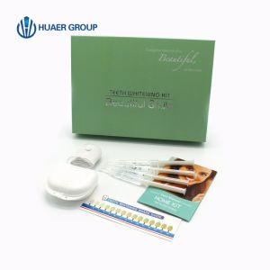 Private Label 35%Cp Teeth Whitening Kit with Desensitization Gel pictures & photos