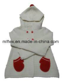 100 % Cotton High Quality Velvet Knitted Apparel for Kids pictures & photos