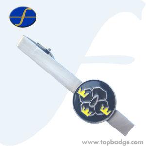 Decorative Custom Logo Antique Tie Clips in Bulk (FTTB2601A) pictures & photos