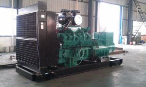 Cummins Engine 1200kw/1500kVA Silent Power Electric Diesel Generator pictures & photos