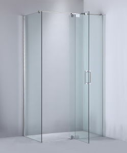 Hr-02 Glass to Glass Hinge Open Shower Enclosure pictures & photos