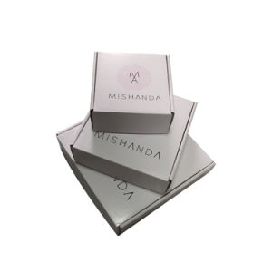 Wholesale Custom Product Shipping Cardboard Paper Print Packaging Box pictures & photos