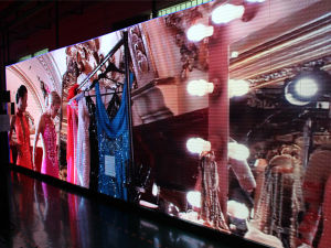 Wholesale P8 Outdoor Full Color LED Display Screen pictures & photos