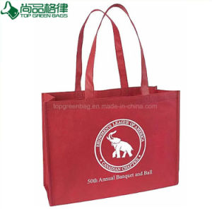 Cheap Custom Eco Recycled PP Shopping Bag Non Woven Tote Bags pictures & photos