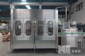Full Automatic Gas Beverage Filling Machine pictures & photos