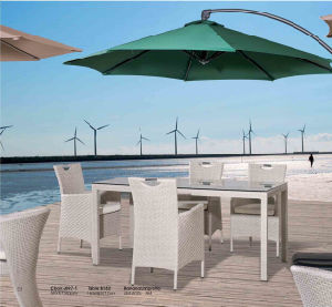 Outdoor Leisure Rattan Garden Table and Chairs pictures & photos