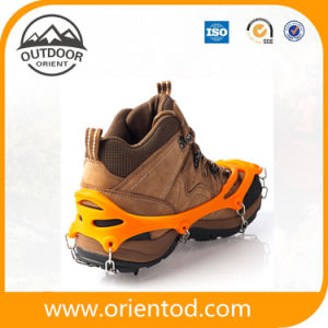OEM Outdoor Sport Climbing Ice Grip Boot Shoes Crampons pictures & photos