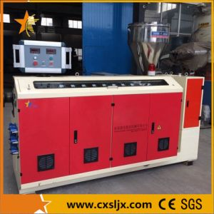 Wood Plastic Composite (WPC) Double-Layer Profile Making Machine / Extrusion Machine / Production Line pictures & photos