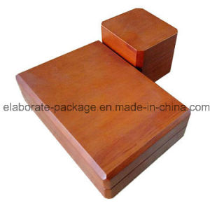 Original Handmade Wholesale Jewelry Packing Box Wooden Box pictures & photos