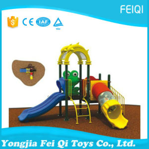 New Plastic Children Outdoor Playground Children′s Toy Small Playground Animal Series-Frog (FQ-YQ-00901) pictures & photos
