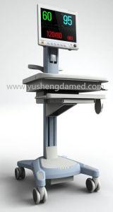 ECG Resp NIBP SpO2 Pr Temp Multi-Parameter Patient Monitor pictures & photos