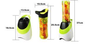 High Quality 0.6L 300W Plastic Electric Juicer Mini Blender pictures & photos