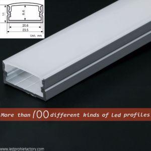 Pn4120 LED Aluminium Profile pictures & photos