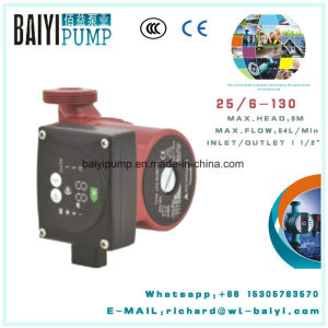 a Class Intelligent Circulation Pump High Efficient of Ce and ISO9001 Standard pictures & photos