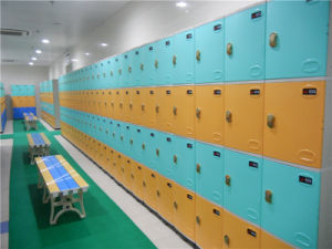 Electronic Gym Locker pictures & photos