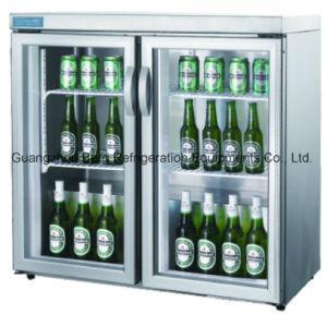 Wine Bottle Cooler, Under Counter Bar Refrigerator, Bar Supplies (BG-108H) pictures & photos