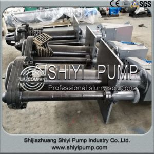 Mining Rubber Lined Centrifugal Dewatering Sump Vertical Slurry Sump Pump pictures & photos