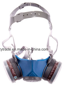 Half Face Safety Gas Mask pictures & photos