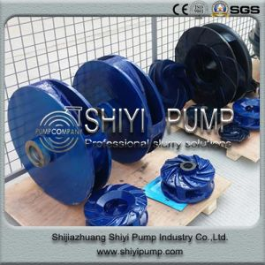 Polyurethane Wear Resistant OEM Pump Parts pictures & photos