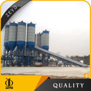Hls90 Concrete Batching Plant Cement Mixing Plant Small Mixing Plant pictures & photos