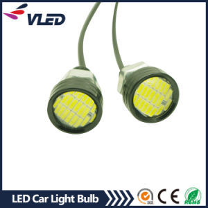 White DC12V 3W 24SMD Eagle Eye LED Daytime Running DRL Backup Light Car Auto Lamp pictures & photos