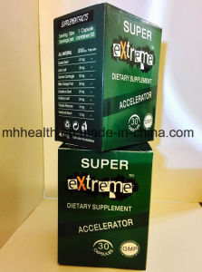 Factory Supply Safe Weight Loss Diet Pills Super Extreme Accelerator Dietary Supplement pictures & photos