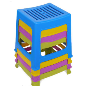 Good Quality Best Selling Durable Cheap Plastic Step Stool pictures & photos