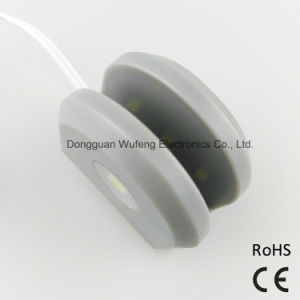 DC12V LED Glass Shelf Light for Wire Case Decoration pictures & photos
