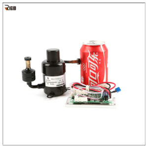 Miniature BLDC Rotary Refrigeration Compressor for Fluid Chiller and Cooler pictures & photos