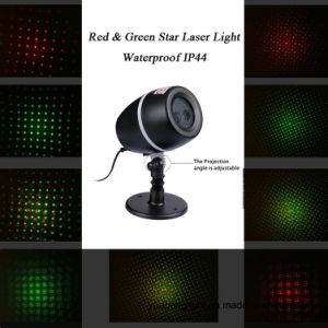 Waterproof IP65 Red and Green Galaxy Oak Barrel Shape Laser Light pictures & photos