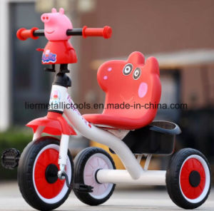 Steel Frame Baby Tricycle Bike pictures & photos