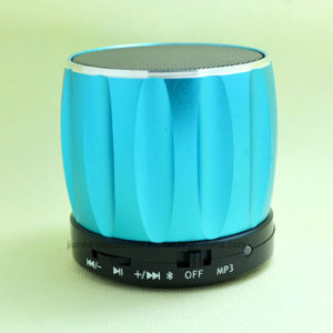Mini Portable Wireless Bluetooth Speaker with Logo Printed (403) pictures & photos