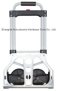 Foldable Steel Hand Truck (HT022EKP-1) pictures & photos