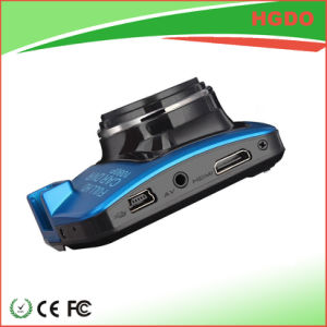 Original Factory 2.4 Inch Car DVR in Blue Color pictures & photos