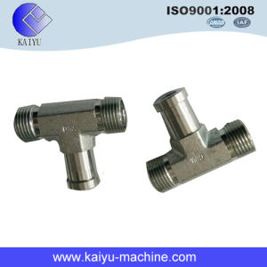 Stainless Steel Pipe Hydraulic Fittings pictures & photos